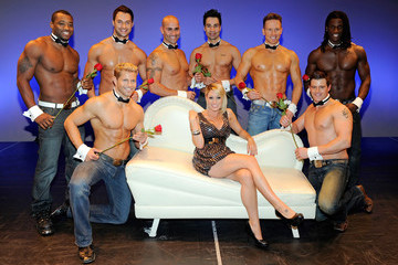 """Juan DeAngelo John Rivera Vienna Girardi Hosts """"The Ultimate Girls Night Out!"""" At Chippendales"""