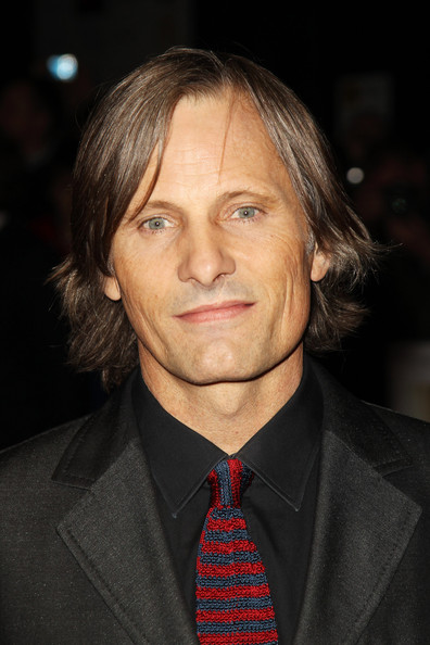 Viggo Mortensen (UK TABLOID NEWSPAPERS OUT) Viggo Mortensen attends the premiere for 'A Dangerous Method' at The 55th BFI London Film Festival at The Odeon West End on October 24, 2011 in London, United Kingdom.