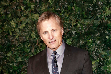 Viggo Mortensen Charles Finch & Chanel Pre BAFTA Party - Arrivals