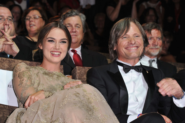 """keira knightley viggo mortensen dating When i knock on the door of viggo mortensen's hotel room, a voice tells me to """"come in"""" but when i do, the room is empty this is odd – so odd that i find myself looking behind the sofa."""