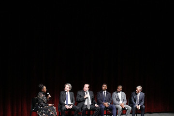 Viggo Mortensen Nick Vallelonga The Academy Of Motion Picture Arts & Sciences Hosts An Official Screening Of 'Green Book'