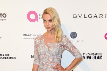 Viktoriya Sasonkina Celebrities Attend an Oscar Viewing Party