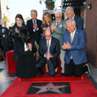 Vin Di Bona Harry Friedman Honored With A Star On The Hollywood Walk Of Fame