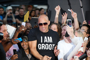 Vin Diesel 'Guardians of the Galaxy' Premieres in London — Part 2