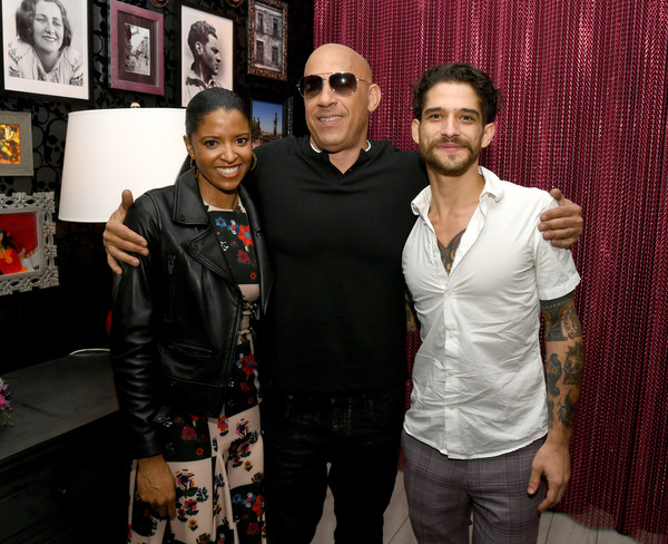 """Premiere Of Netflix's """"Fast And Furious: Spy Racers"""" - After Party"""