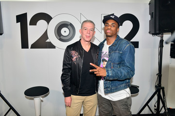 Vince Staples Elvis Duran Hosts Lounge To Promote '12on12: On The Record' TV Show At ComplexCon 2018