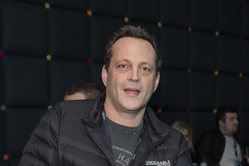 Vince Vaughn Celebrities Attend the David Haye Vs. Tony Bellew Fight