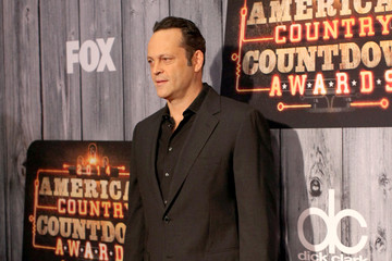 Vince Vaughn Arrivals at the American Country Countdown Awards