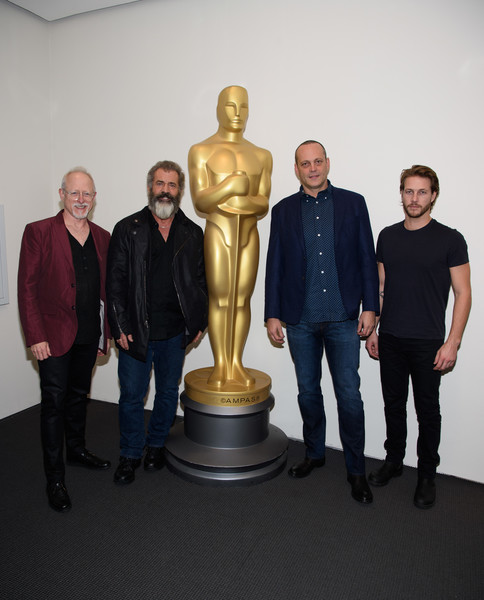 The Academy of Motion Picture Arts and Sciences Hosts an Official Academy Screening of 'HACKSAW RIDGE'