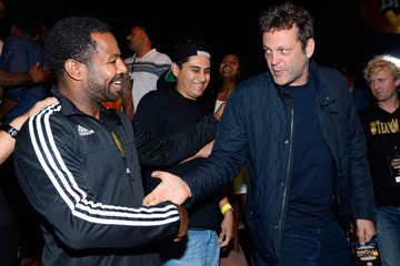Vince Vaughn BKB 3 at the Mandalay Bay Events Center in Las Vegas