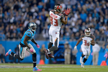 Vincent Jackson Tampa Bay Buccaneers v Carolina Panthers