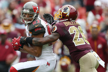 Vincent Jackson Tampa Bay Buccaneers v Washington Redskins