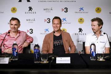 Vincenzo Natali 'In The Tall Grass' By Netflix - Press Conference - Sitges Film Festival 2019