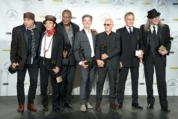 Vini Lopez Rock and Roll Hall of Fame Induction Ceremony