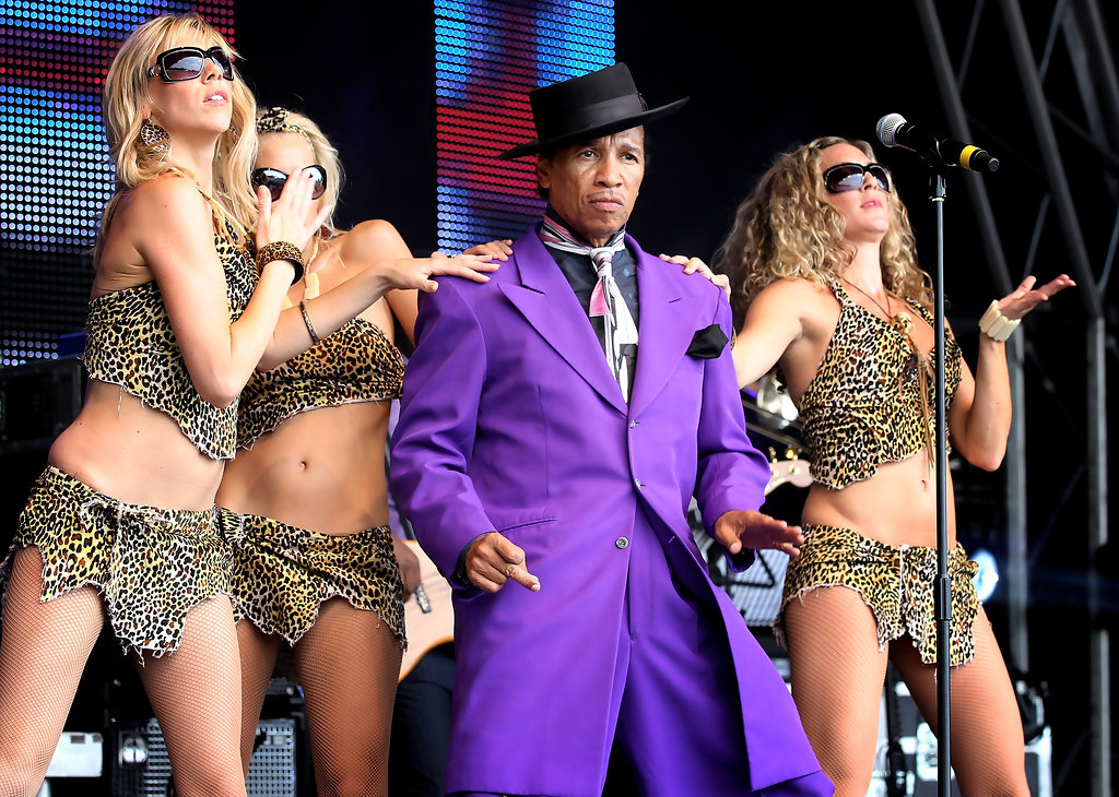 Kid Creole And The Coconuts Going Places