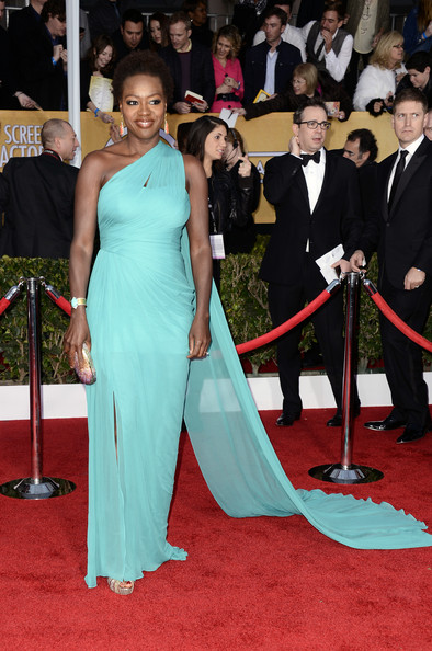 Viola Davis - 19th Annual Screen Actors Guild Awards - Arrivals
