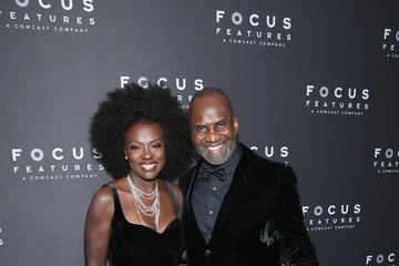 Viola Davis Focus Features Golden Globe Awards After Party - Arrivals
