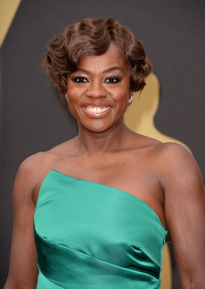 Viola Davis - Arrivals at the 86th Annual Academy Awards — Part 4