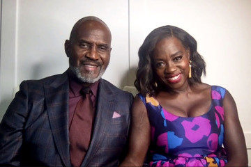Viola Davis Julius Tennon 52nd NAACP Image Awards – Virtual Winners Press Conference