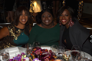 Viola Davis Cindi Leive Hosts The 2015 Glamour Women of the Year Awards Dinner