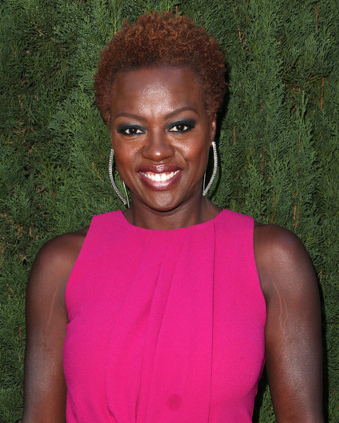 Viola Davis - Rape Treatment Center Fundraiser Honoring Norman Lear - Arrivals