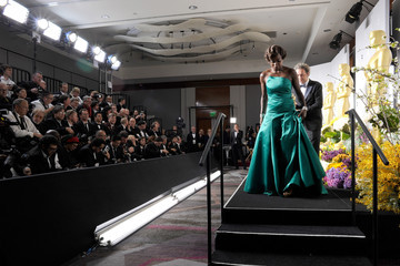 Viola Davis Press Room at the 86th Annual Academy Awards