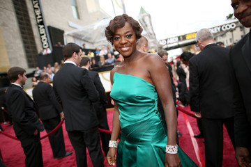 Viola Davis Arrivals at the 86th Annual Academy Awards — Part 4
