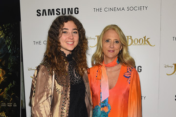Violet Lepore Disney With The Cinema Society & Samsung Host a Screening of 'The Jungle Book' - Arrivals