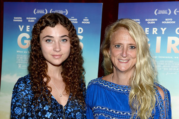 Violet Lepore 'Very Good Girls' Premieres in NYC