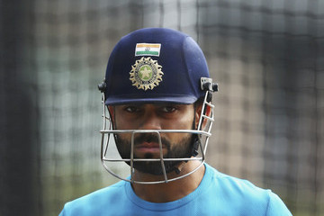 Virat Kohli India Training Session
