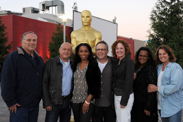 """Virginia Katz The Academy Of Motion Picture Arts And Sciences' Oscars Outdoors Screening Of """"Dreamgirls"""""""