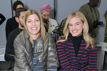 Virginia Smith Ryan Roche - Front Row - February 2019 - New York Fashion Week: The Shows