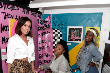 Virginia Williams Lil Trap House Exhibition Launch Event