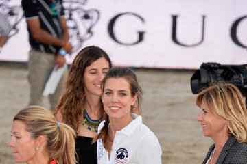 Virginie Couperie-Eiffel 10th International Monte-Carlo Jumping - Longines Global Champions Tour of Monaco Day Two