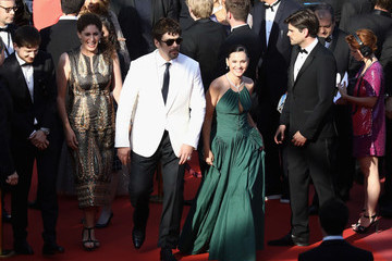 Virginie Ledoyen Closing Ceremony And 'The Man Who Killed Don Quixote' Red Carpet Arrivals - The 71st Annual Cannes Film Festival