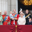 Viscount Severn Trooping The Colour