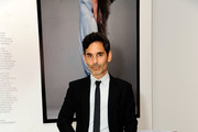 James Kaliardos attends Visionaire Presents Richard Avedon Moving Image Hosted by Lauren Hutton, James Kaliardos and Cecilia Dean at Cadillac House in New York City on September 7, 2016.