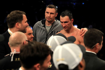 Vitali Klitschko Boxing at Wembley Stadium