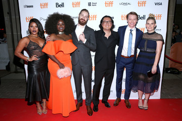 Vivian Lamolli 2017 Toronto International Film Festival - 'Bodied' Premiere