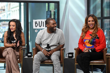 Vivica A. Fox Build Presents the Cast Of 'Bobbi Kristina'
