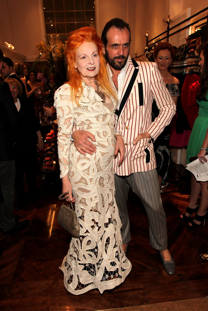 Vivienne Westwood and Andreas Kronthaler Photos Photos ...