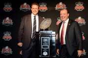 Jimbo Fisher and Gus Malzahn Photos Photo