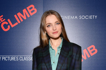 "Vlada Roslyakova ""The Climb"" New York Screening"