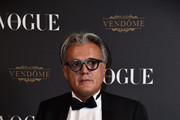Giuseppe Zanotti attends the Vogue 95th Anniversary Party on October 3, 2015 in Paris, France.