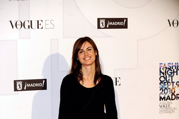 Claudia Bassols 'Vogue Fashion Night Out 2010' in Madrid