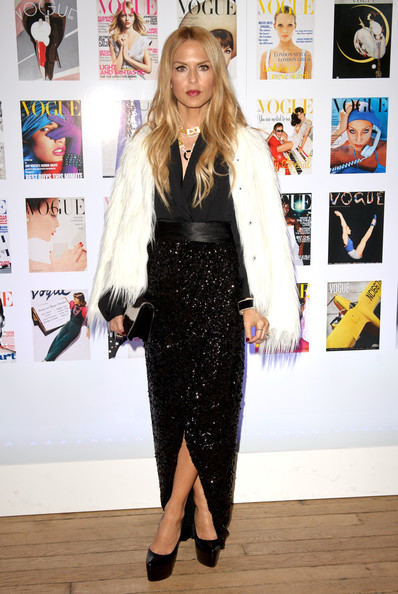 Rachel Zoe attends The Vogue Festival 2012 cocktail party in association with VERTU at Royal Geographical Society on April 20, 2012 in London, England.