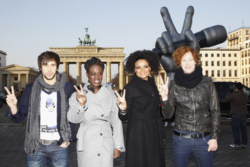 """Kim Sanders """"The Voice Of Germany"""" - Finalists Photocall"""