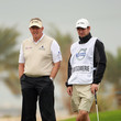 Colin Montgomerie and Jason Hempelman Photos