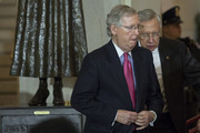 Harry Reid and Mitch McConnell Photos Photo