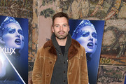"""Sebastian Stan attends the """"Vox Lux"""" New York Screening at the Whitby Hotel on December 13, 2018 in New York City."""